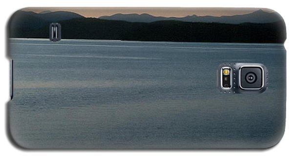 Priest Lake Sunset 8069 Galaxy S5 Case