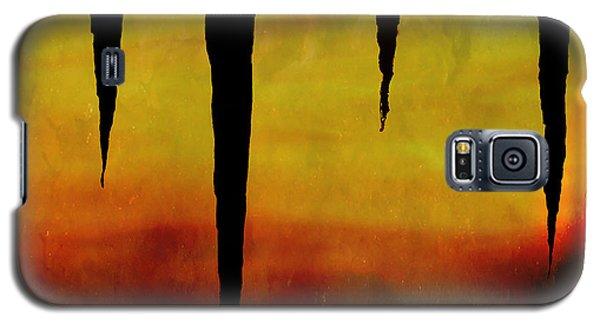 Galaxy S5 Case featuring the digital art Primal by Ken Walker