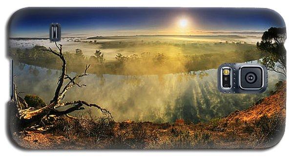 Primeval Dawn Galaxy S5 Case by Bill  Robinson