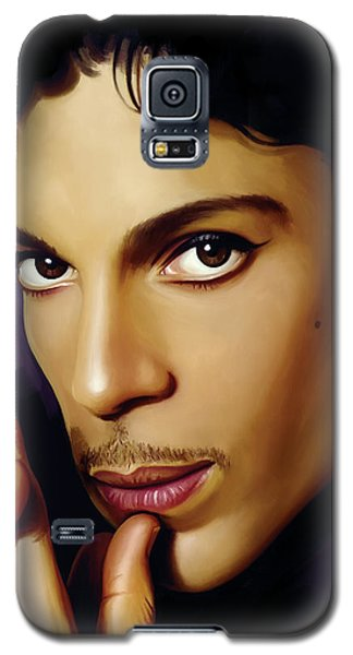 Prince Artwork Galaxy S5 Case