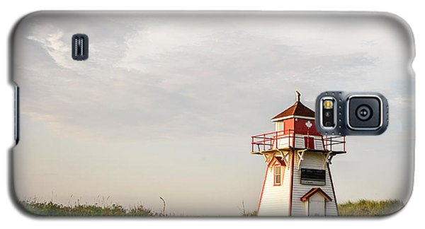 Prince Edward Island Lighthouse Galaxy S5 Case by Marion McCristall