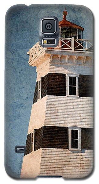 Prince Edward Island Lighthouse Galaxy S5 Case