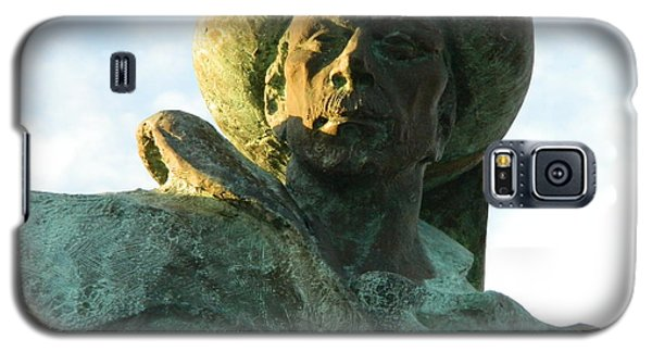 Galaxy S5 Case featuring the photograph Prince Henry The Navigator by Kathy Barney