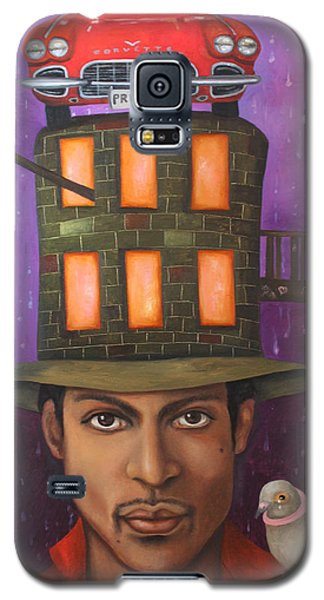 Prince Galaxy S5 Case by Leah Saulnier The Painting Maniac