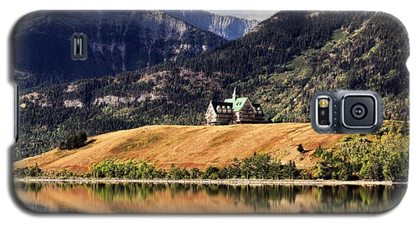 Prince Of Wales Hotel Galaxy S5 Case