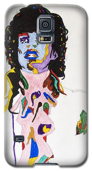 Prince Purple Reign Galaxy S5 Case by Stormm Bradshaw