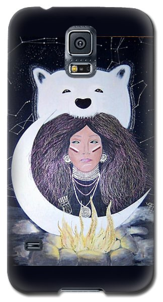 Princess Moon Galaxy S5 Case
