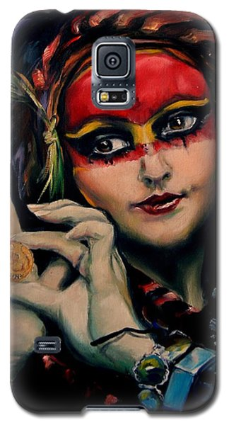 Princess Of The Thieves Galaxy S5 Case