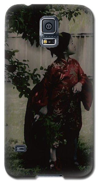 Galaxy S5 Case featuring the photograph Princess Of Tranquility  by Jessica Shelton