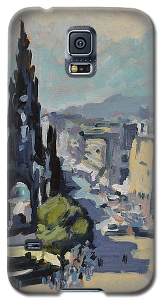 Princess Street Edinburgh Galaxy S5 Case