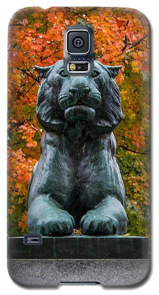 Galaxy S5 Case featuring the photograph Princeton Panther by Glenn DiPaola
