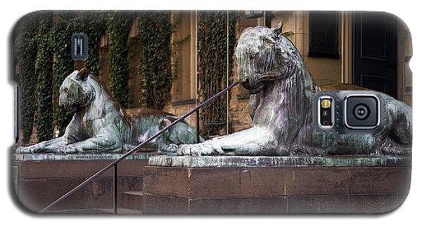 Princeton Tigers Galaxy S5 Case by Madeline Ellis