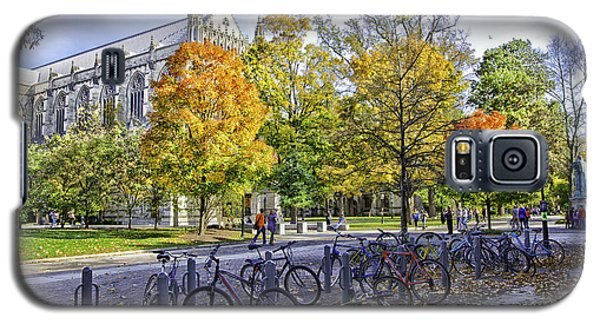 Princeton University Campus Galaxy S5 Case by Madeline Ellis