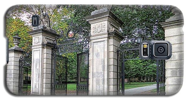 Princeton University Main Gate Galaxy S5 Case