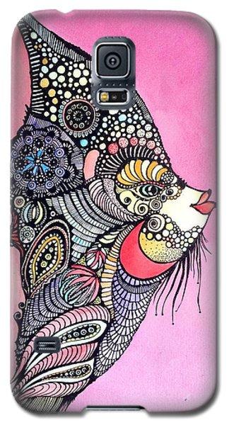 Priscilla The Fish Galaxy S5 Case