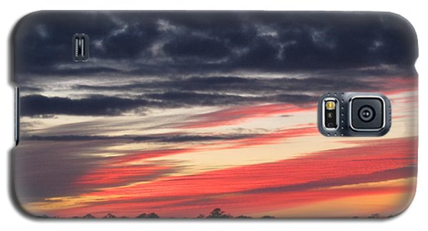 Galaxy S5 Case featuring the photograph Prism At Sunset by Joetta Beauford