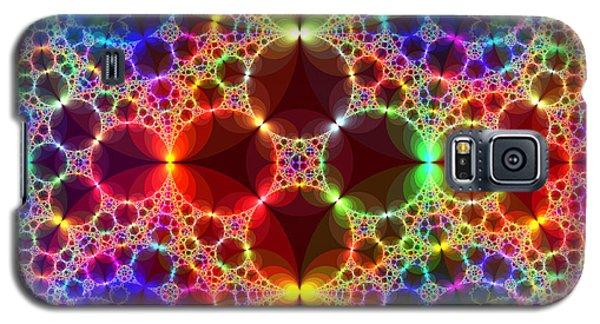 Prism Bubbles Galaxy S5 Case by Tammy Wetzel