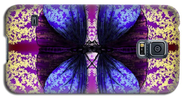 Prisoner Butterflies Galaxy S5 Case by Rosa Cobos