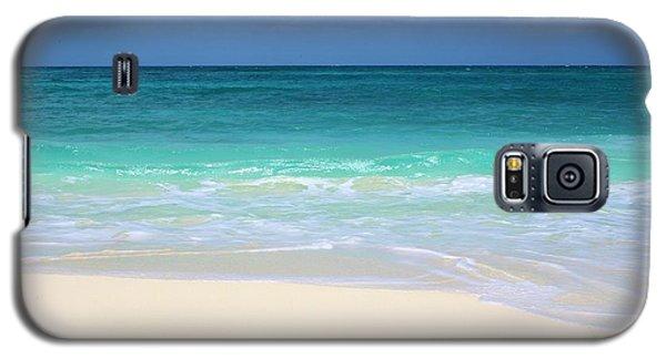 Pristine Beach Cancun Galaxy S5 Case