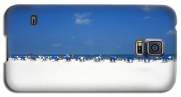 Pristine Clearwater Galaxy S5 Case