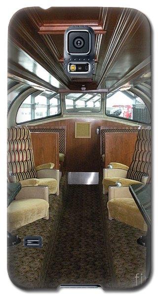 Private Dome Rail Car  Galaxy S5 Case
