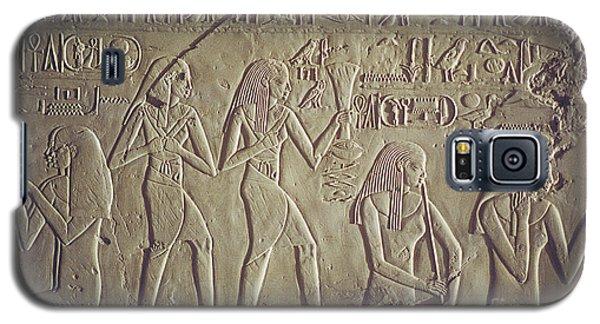 Private Tomb Of Kheruef Kheruf Cheriuf Tt 192 Asasif-stock Image-fine Art Print-valley Of The Kings Galaxy S5 Case