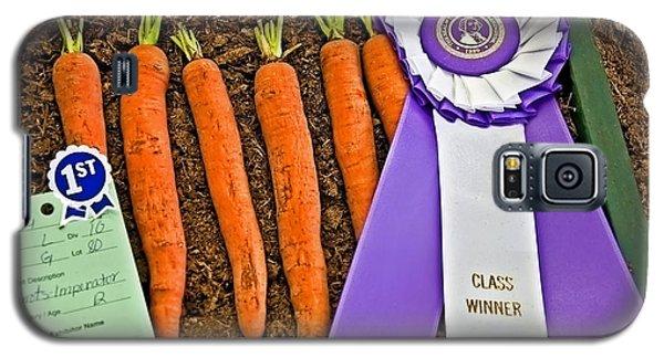Prize Winning Carrots Galaxy S5 Case