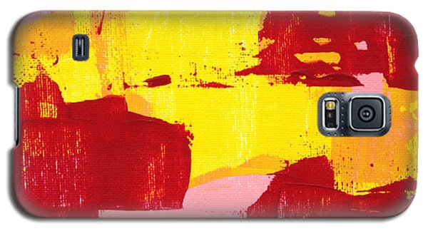 Galaxy S5 Case featuring the painting Process C2013 by Paul Ashby