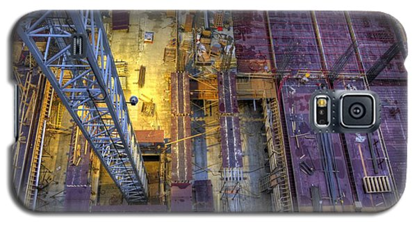 Progress Galaxy S5 Case by Micah Goff