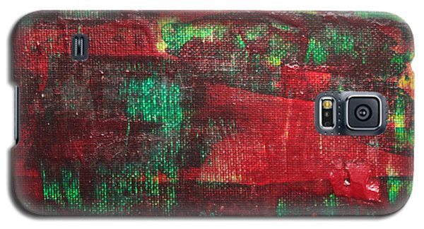 Galaxy S5 Case featuring the painting Progression  C2013 by Paul Ashby