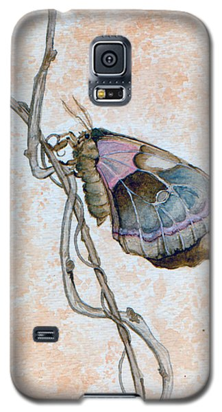 Promethea Moth Galaxy S5 Case