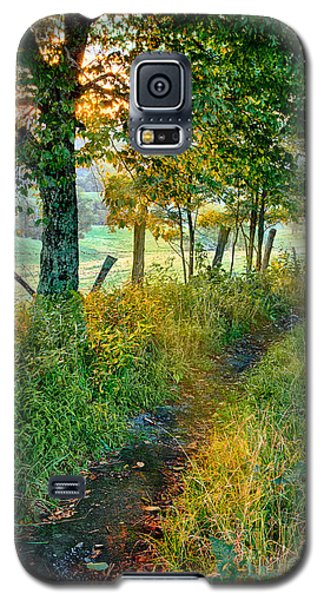 Promise Of Hope I Galaxy S5 Case