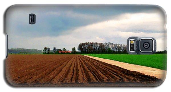 Promissing Field Galaxy S5 Case
