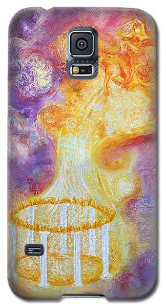 Prophetic Ms 34 New Leader Treasure Restored Galaxy S5 Case