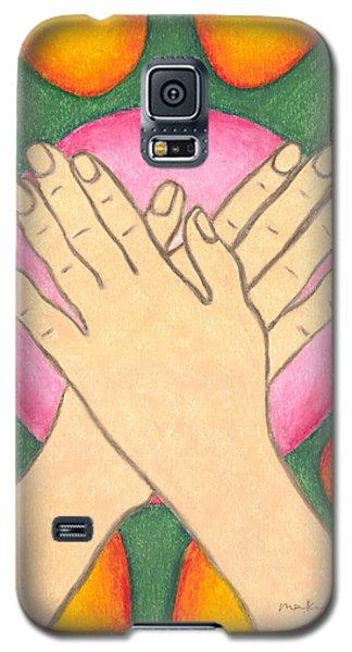 Protection - Mudra Mandala Galaxy S5 Case