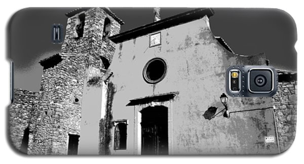 Provencal Church  Galaxy S5 Case by Dany Lison
