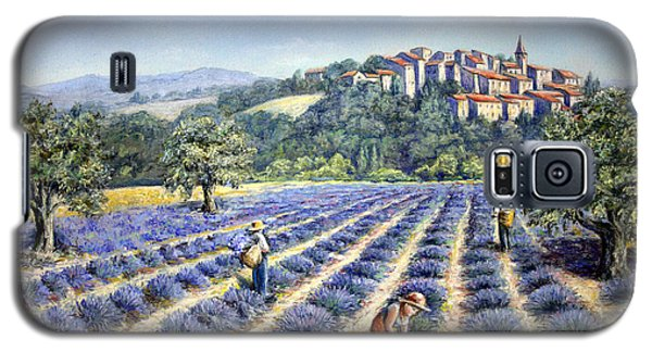 Provencal Harvest Galaxy S5 Case by Rosemary Colyer