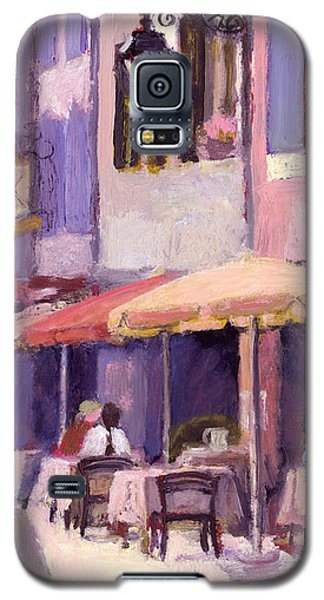 Provence Cafe Galaxy S5 Case