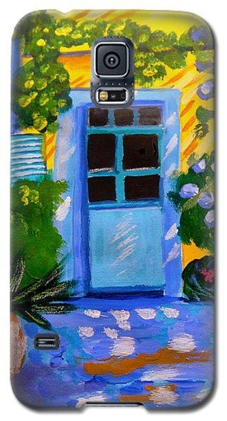 Provence Garden Galaxy S5 Case