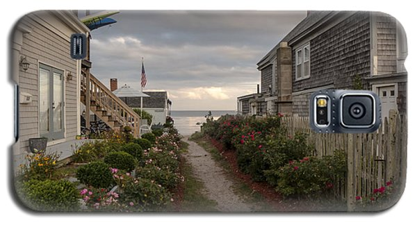 Provincetown Alley Galaxy S5 Case