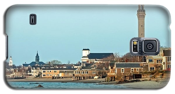 Provincetown Bay And Monument Galaxy S5 Case
