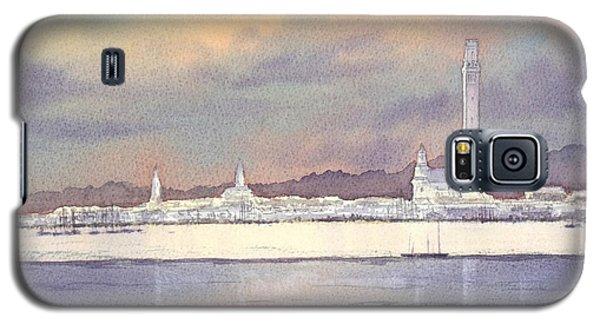 Provincetown Evening Lights Galaxy S5 Case