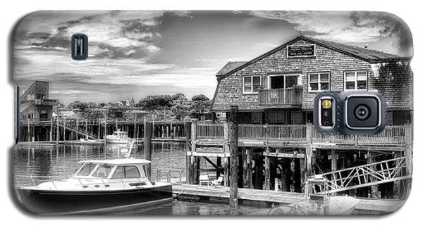 Provincetown Pier Galaxy S5 Case by Jack Torcello