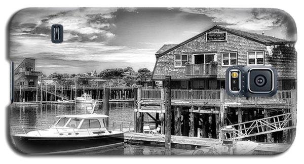 Provincetown Pier Galaxy S5 Case