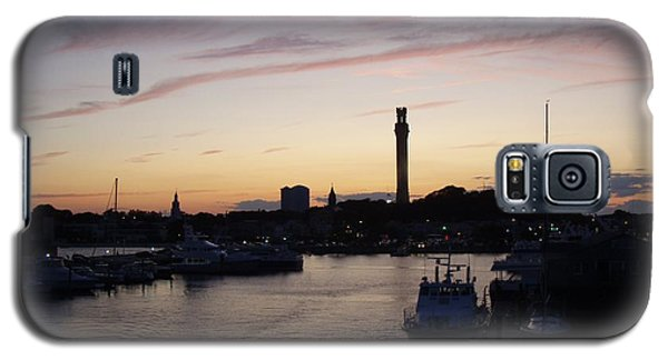 Provincetown Sunset Galaxy S5 Case