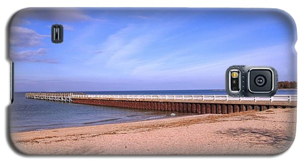 Prybil Beach Pier Galaxy S5 Case
