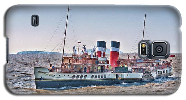 Ps Waverley Approaching Penarth Galaxy S5 Case