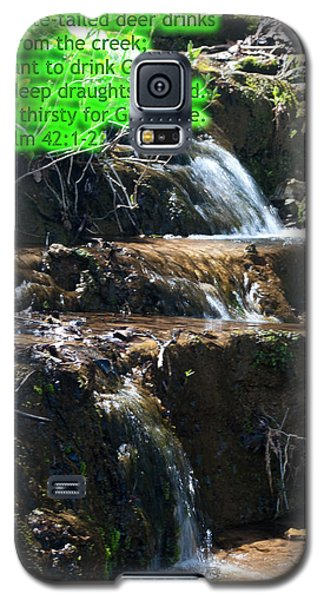 Psalm 42 Galaxy S5 Case