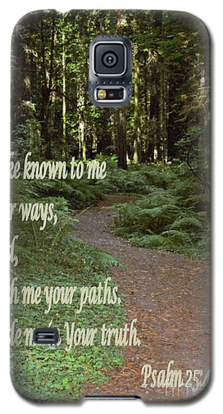 Psalm  - Paths Galaxy S5 Case