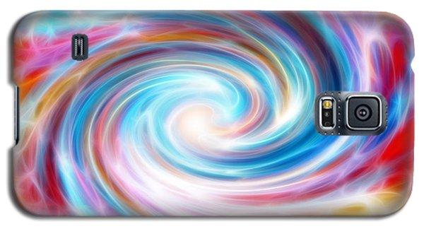 Psychedelic Galaxy S5 Case